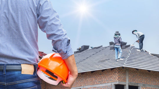 Why a licensed roofing contractor is your best choice