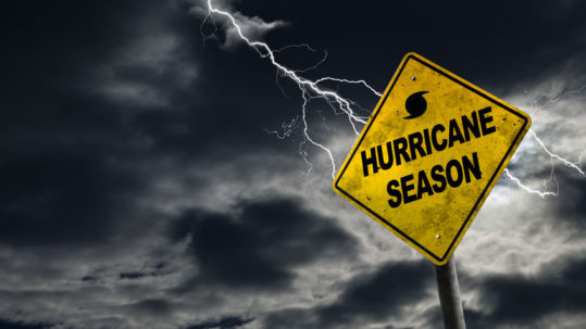 Preliminary 2020 Hurricane Season Forecast - Palm Beach County roofer